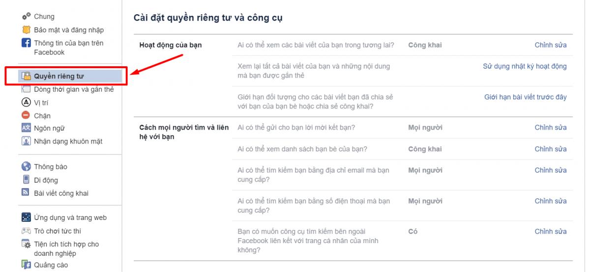 3 Bước Để Bật Chế Độ Theo Dõi Trên Facebook Dễ Dàng
